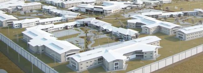 Ravenhall Prison Project (AUS)