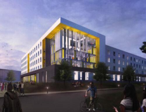 UC Merced 2020 Housing: Sentinel Rock
