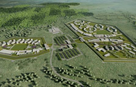 New Grafton Correctional Center (AUS)