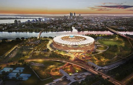 Optus (Perth) Stadium (AUS)