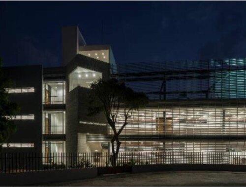LaSalle University Campus, Cuernavaca Morelos, (MEX)