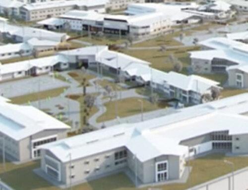Ravenhall Prison Project, P3, Victoria (AUS)