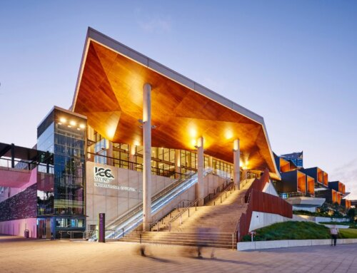 Sydney International Convention Centre P3, New South Wales(AUS)