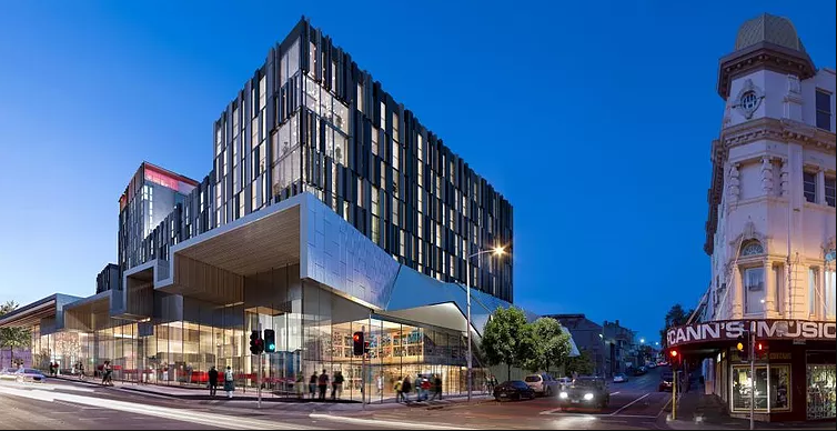 University of Tasmania Student Accommodation P3 (AUS)
