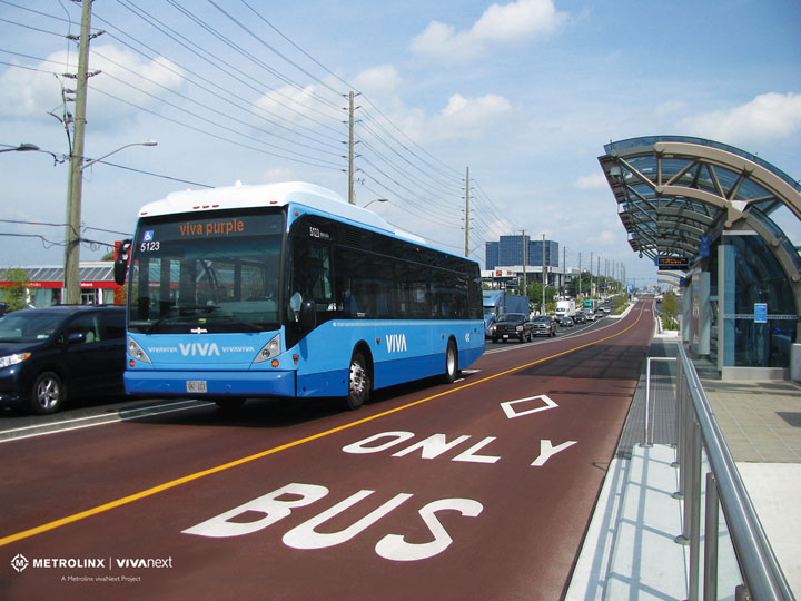 Next Bus Rapid Transit H2 (West & East) (CAN)