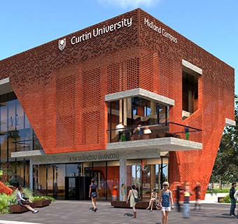 Curtin University Student Accommodation P3 (AUS)