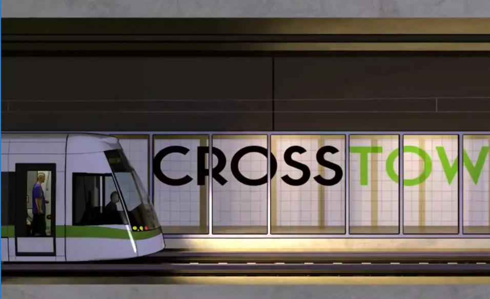 Eglinton LRT Crosstown (CAN)*