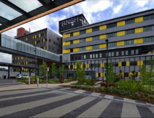 Royal North Shore Hospital P3, NSW (AUS)